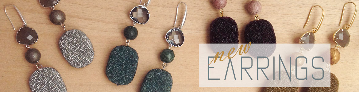 Earrings Collection - NEW