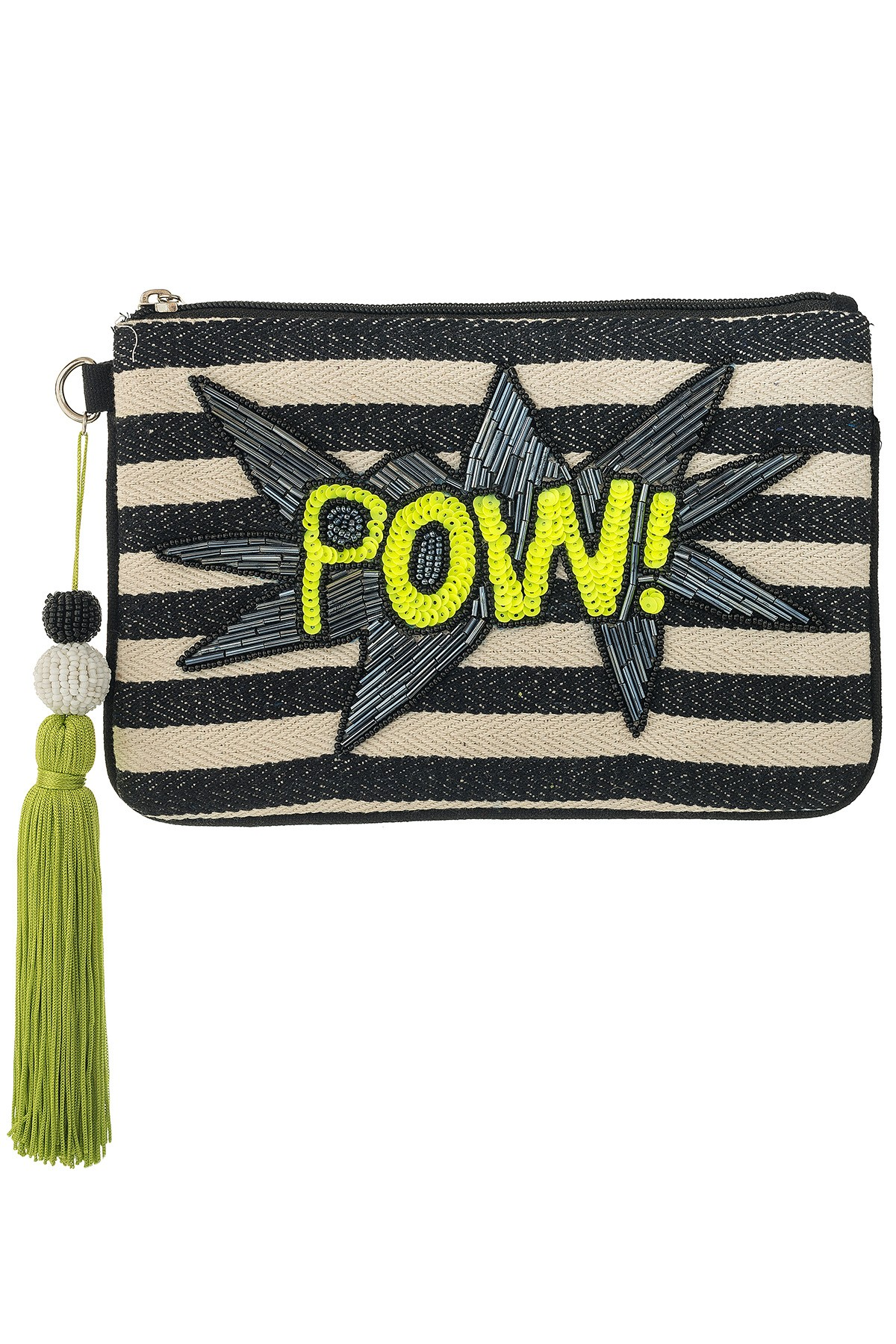 POW!_ Medium Clutch