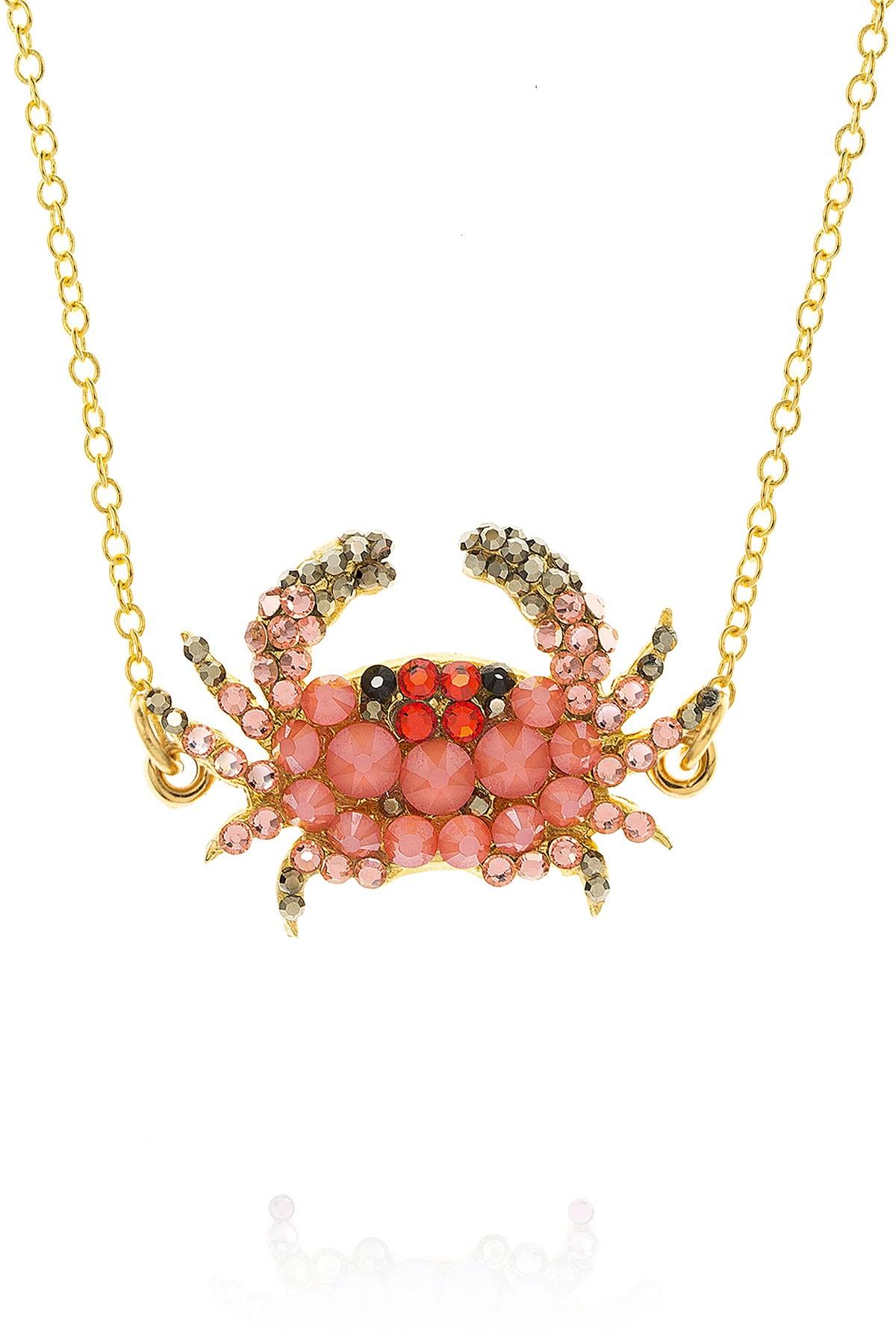 Crab Necklace