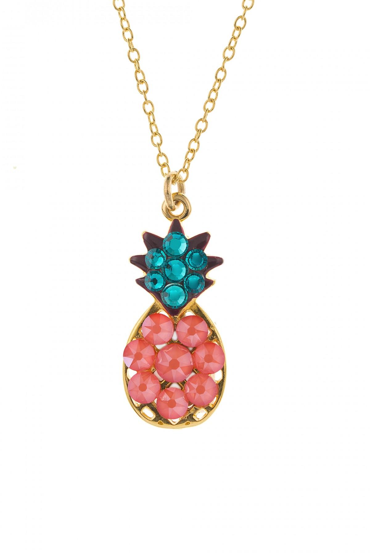 Chain Neckalce Pineapple