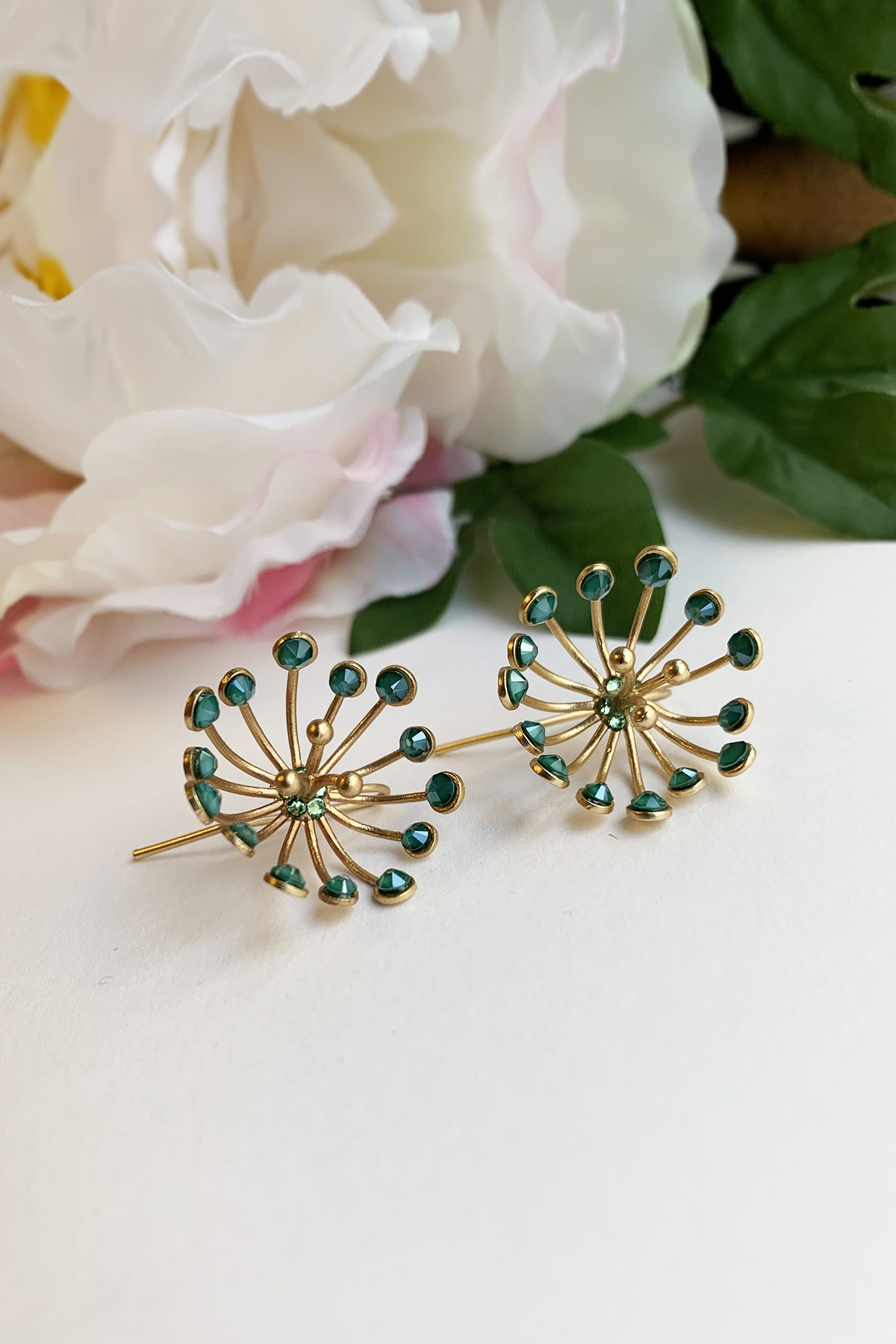 Evanthia Earrings