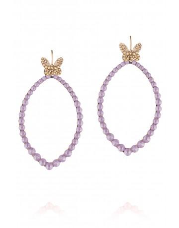 Earrings Small Butterfly