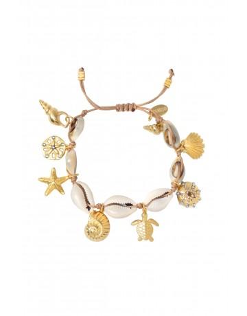 AMPHITRITI charm bracelet