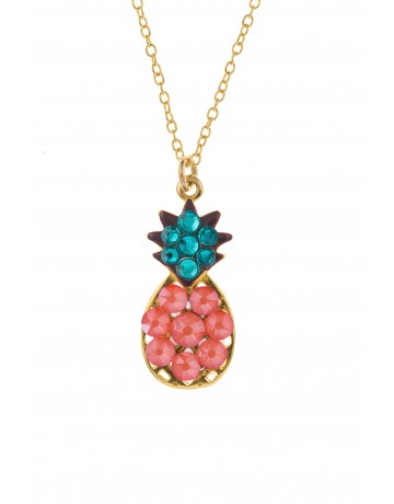Chain Neckalce Pineapple