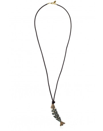 Maridaki Fish Necklace